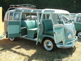 23 Window VW Bus