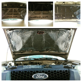 Hood Kit - Complete Package for insulating an average size hood. *MADE IN USA*