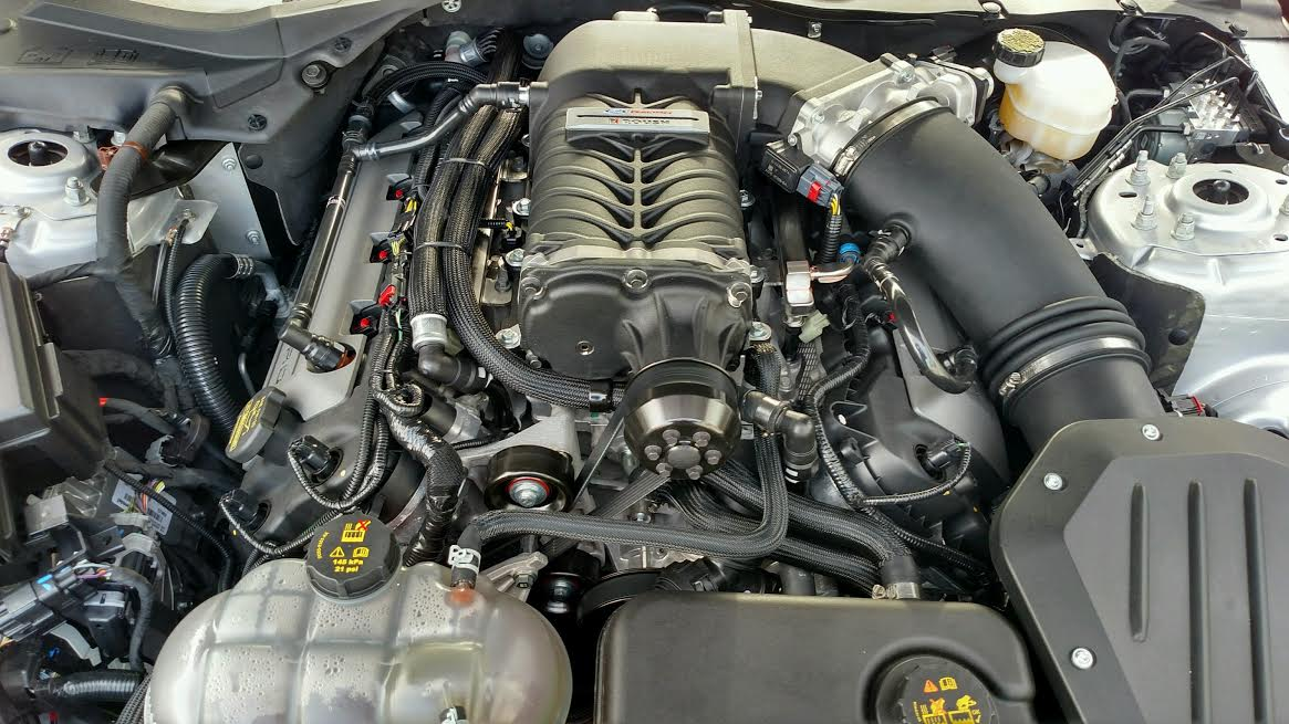 Jdm Engineering Installs 2015 Mustang Gt Ford Performance