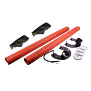 2010-2012 MUSTANG BRAKE DUCT KIT M-2004-MB