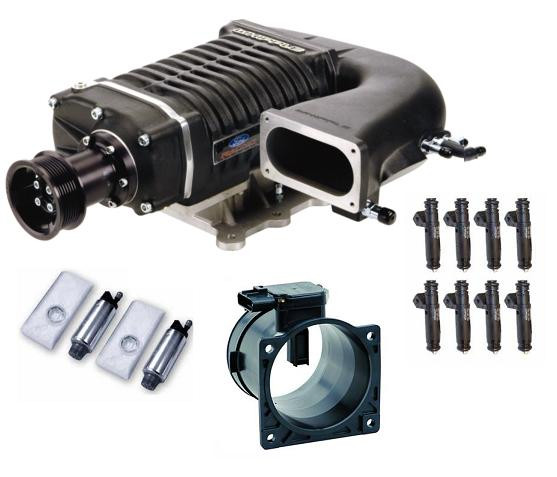 Whipple Supercharger Dodge Ram: 1999-2004 Lightning F-150 Whipple 2.3L Supercharger 550HP
