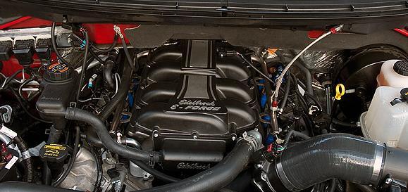edelbrock  force tvs  raptorf  supercharger performance package jdm engineering