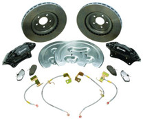"2005-2014 MUSTANG GT 14"" SVT BRAKE UPGRADE KIT"