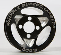 1999-2004 Ford Lightning-Harley Whipple 2.3L-3.4L Supercharger Pulleys