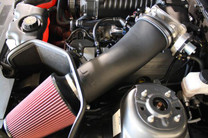 2011-2014 JLT 123mm PLASTIC BIG AIR INTAKE KIT (Roush/Whipple/FRPP S/C)
