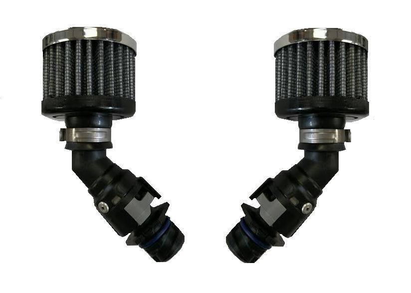 Jdm Coyote Breather Kit on 04 Cobra Engine