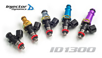 07-14 SHELBY GT500 ID1300 FUEL INJECTORS