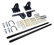 Stifflers Long Traction Bar System ('97-'04 2WD) Lightning/Harley
