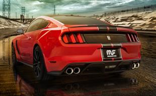2016 Mustang GT350/GT350R Magnaflow Exhaust