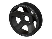 "Whipple Raptor 3.375"" Supercharger Pulley"