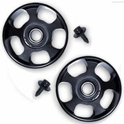 JDM 90mm or 100mm Idler Pulleys