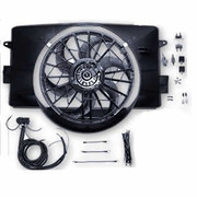 Lightning/Harley Electric Fan Kit by JDM