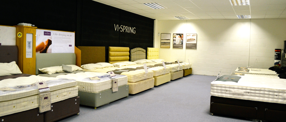 Find Our Showrooms