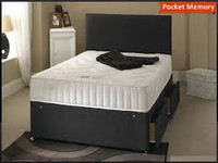 The Jessica memory Pocket Elite Divan Set