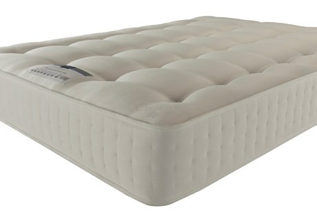 The Rest Assured Silk 1400 Mattress