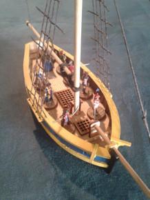 28mm Cutter - HMS FLY