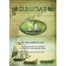 Gunboat - Rules for Naval Combat using 18mm Ships and Figures