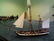 28mm 12-Gun Sloop HMS Speedwell