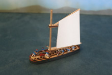 10mm  Spanish Gunboat