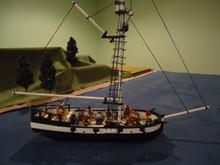 28mm Cutter - USS LEE