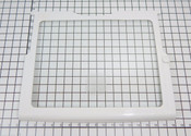 GE Refrigerator WR71X10296 Slide Out Shelf Assembly Spill Proof (OEM)