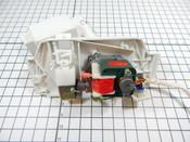 GE Refrigerator Auger Motor Complete Assembly WR60X10258