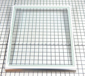 Whirlpool Maytag Refrigerator W10402687 Shelf Glass Assembly