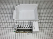 Whirlpool Refrigerator W10715709 Ice Maker Assembly W10365048 WPW10715709