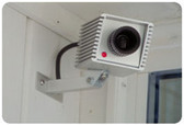 P3 INTERNATIONAL Dummy Camera w/ Blinking LED   P8315