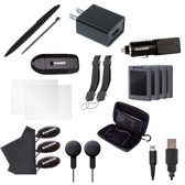 DreamGear 20 in 1 Essentials Kit for NEW 3DS XL DG3DSXL-2261