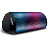 DreamGear iGlowSound Tower Bluetooth Speaker iSound-6703