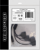 EZCORDS 2 Analog x 2 Digital Cheater Cord EZC-EZ80003232