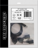 EZCORDS DHLC4 NS700 NS700 Translation Cable EZC-KX-RJ5179