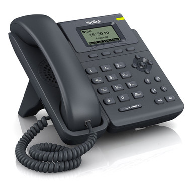 Yealink Entry-level IP Phone with 1 Line SIP-T19P-E2