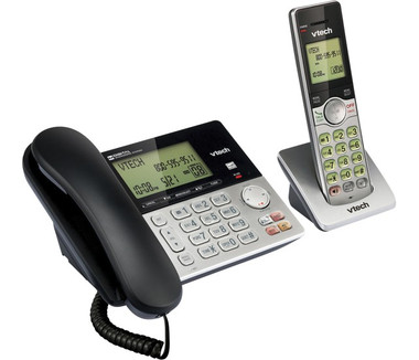 Vtech Corded Cordless with Answering System CS6949