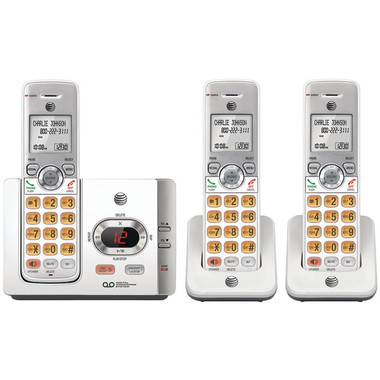 Vtech ATT 3 Handset System with Answering EL52315