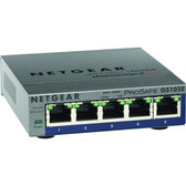 Netgear NETGEAR 5 Port Gigabit Smart Switch GS105E-200NAS