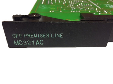 Mitel MC321AC Off Premise Line Card