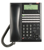 NEC SL1100/SL2100 SL2100 Digital 24-Button Telephone (BK) BE117452