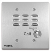 Viking Electronics Analog Entry Phone with EWP E-32-EWP