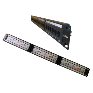 Cat 5E Patch panel