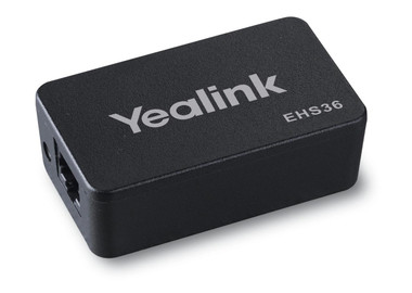 YealinkIP phone wireless headset adapter