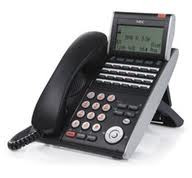 NEC DTL-24D-1 Digital Telephone Black