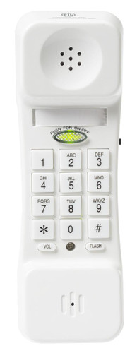 Scitec H2001 21105 1 Pc Hospital Phone-WHITE