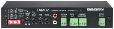 TELEPHONE ACCESS MODULE WITH PS