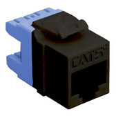 MODULE, CAT 5e, HD, BLUE