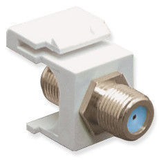 MODULE, F-TYPE, NICKEL PLATED, 3 GHZ, WH