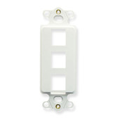 INSERT, DECOREX, 3-PORT, WHITE