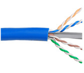 CMR CAT6A UTP 650 MHz WITH SPLINE