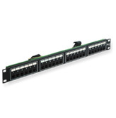 PatchPanel 24PT TELCO 6P4C 1RMS H